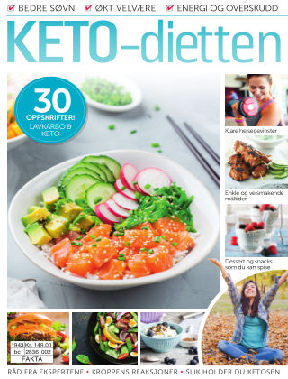 KETO-dietten 2019-11-15