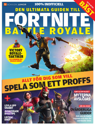 Den ultimata guiden til Fortnite: Battle Royale vol. 2 2019-11-15