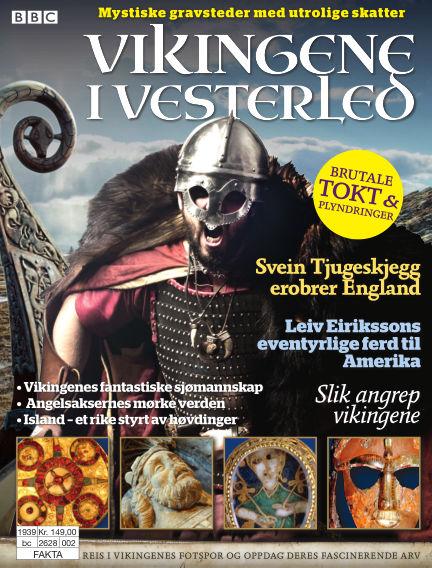 Vikingene i Vesterled November 22, 2019 00:00