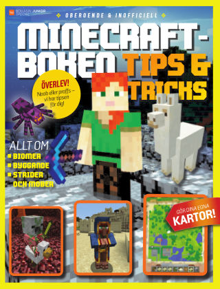 Minecraft-boken: Tips & Triks 2019-11-29