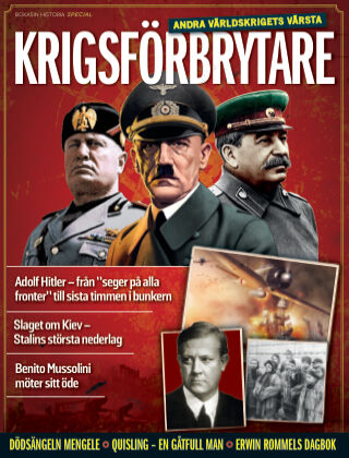 Krigshistoria (SE) 2020-11-20