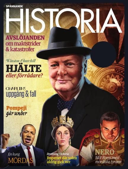 Historia (SE) February 24, 2018 00:00
