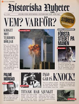 Historiska nyheter 2020-03-20