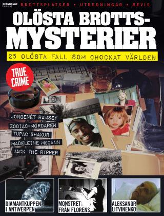 Olösta brottsmysterier 2020-03-20