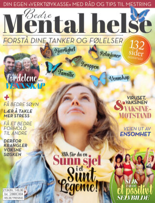Helse & Mindfulness Bedre mental helse