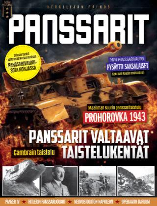 Sotahistoria Panssarit