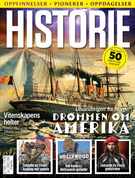Historie (NO) May 12, 2021 00:00