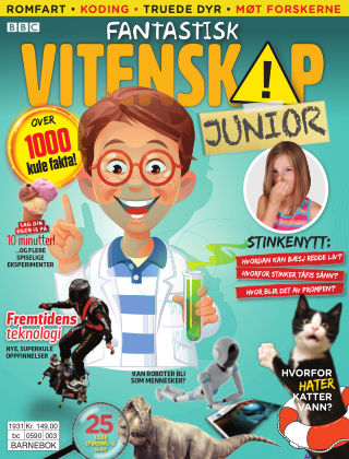 Vitenskap Junior (NO) 2019-08-13