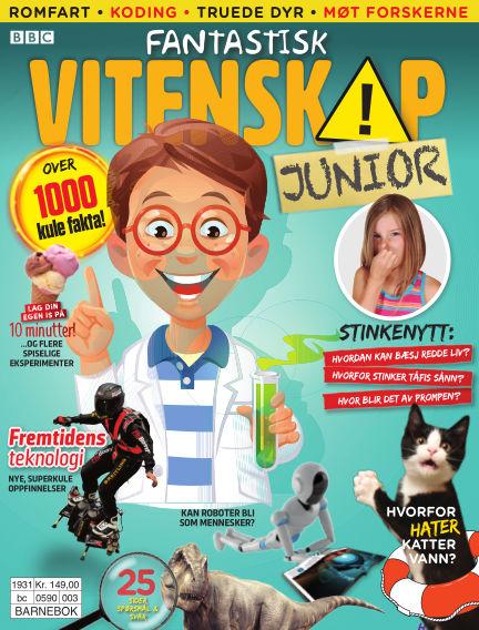 Vitenskap Junior (NO) August 13, 2019 00:00