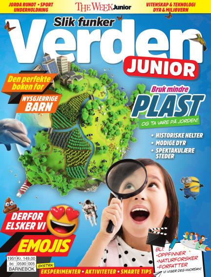 Vitenskap Junior (NO) December 20, 2019 00:00