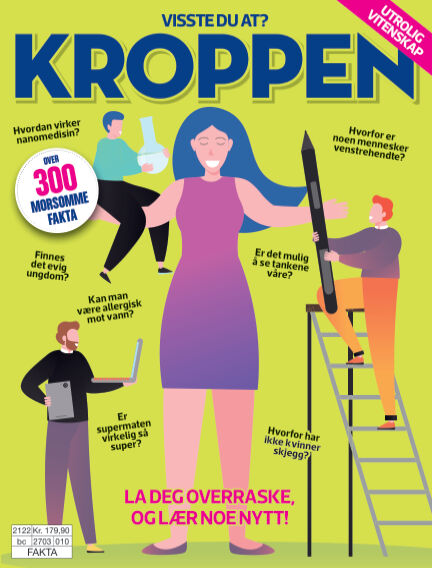 Kroppen (NO) June 04, 2021 00:00