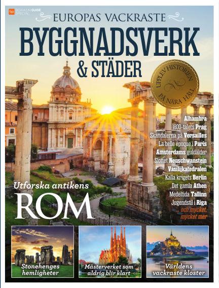 Europas vackraste byggnadsverk och städer July 03, 2020 00:00