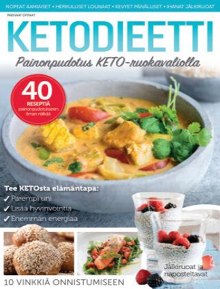 Ketodietti: Painonpudotus KETO-ruokavaliolla 2021-03-05