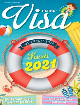 Perhevisa – kesä 2021 2021-10-01