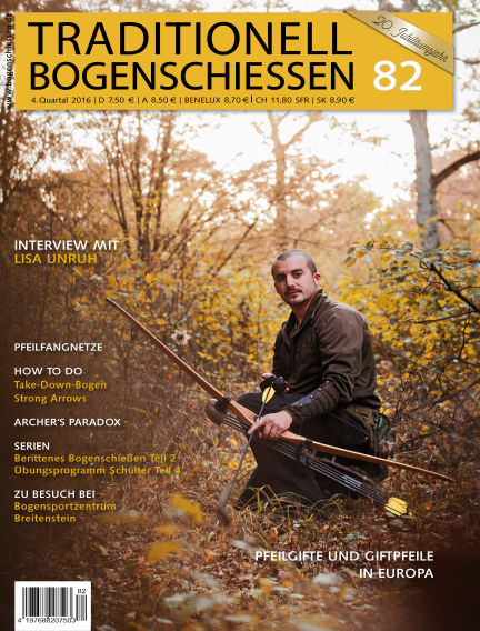 Traditionell Bogenschießen November 24, 2016 00:00