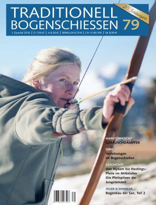 Traditionell Bogenschießen #79 1/2016