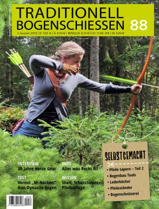 Traditionell Bogenschießen #88 2/2018