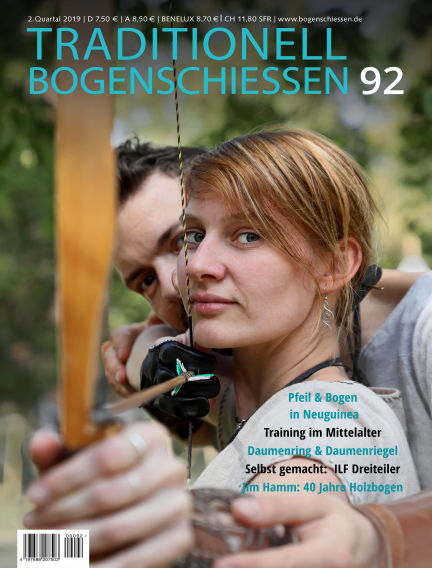 Traditionell Bogenschießen May 29, 2019 00:00