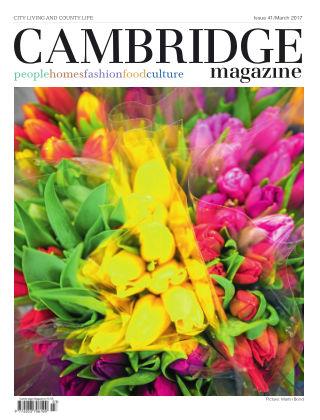 Cambridge Magazine March 2017