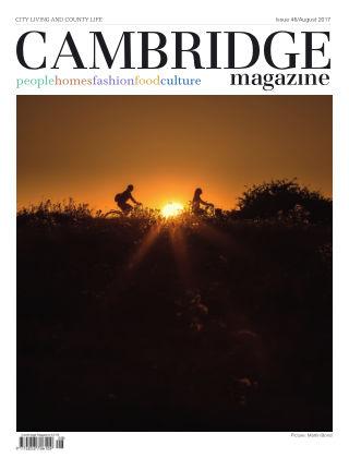 Cambridge Magazine August 2017