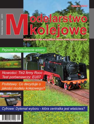 Modelarstwo Kolejowe (PL) Wydanie 2