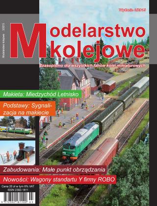 Modelarstwo Kolejowe (PL) Wydanie 3