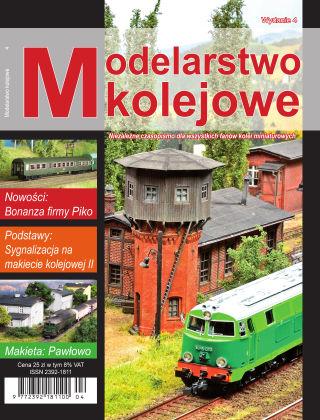 Modelarstwo Kolejowe (PL) Wydanie 4