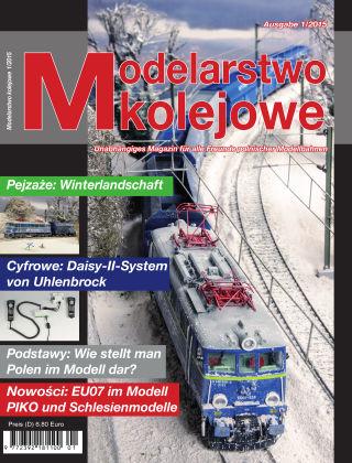 Modelarstwo Kolejowe (DE) Ausgabe 1