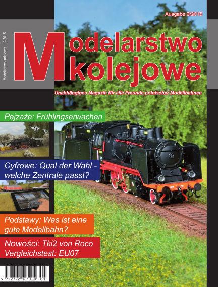 Modelarstwo Kolejowe (DE) June 19, 2015 00:00