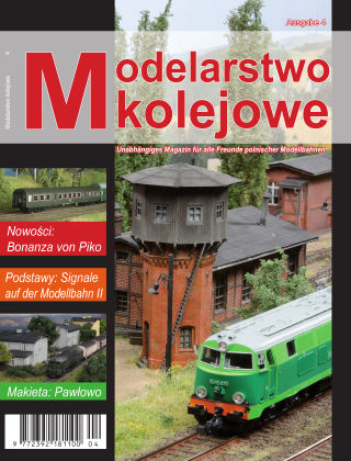 Modelarstwo Kolejowe (DE) Ausgabe 4