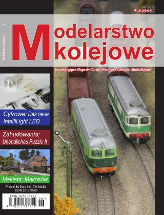 Modelarstwo Kolejowe (DE) Ausgabe 6
