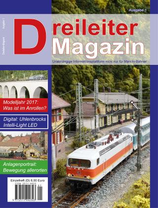 Dreileiter Magazin Ausgabe 1