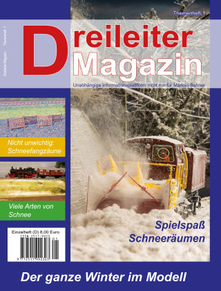 Dreileiter Magazin Themenheft 1 Winter