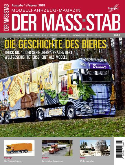 Der MASS:STAB February 01, 2018 00:00