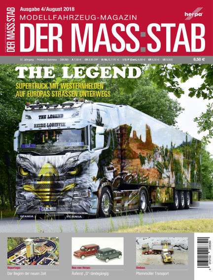 Der MASS:STAB August 01, 2018 00:00