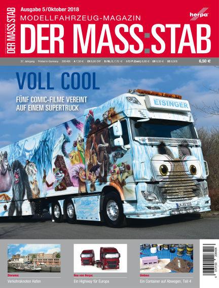 Der MASS:STAB October 15, 2018 00:00