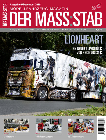 Der MASS:STAB December 01, 2018 00:00