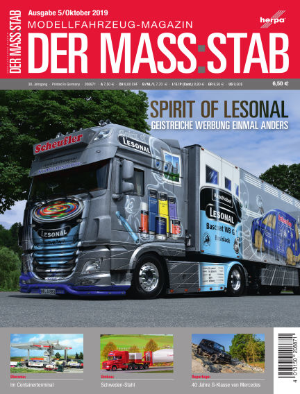 Der MASS:STAB October 17, 2019 00:00