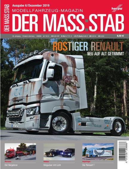 Der MASS:STAB December 12, 2019 00:00