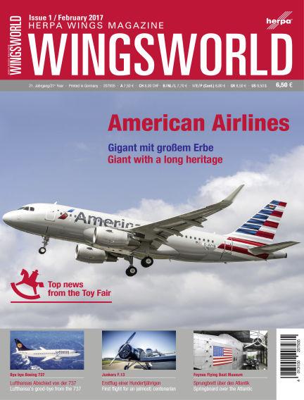 WingsWorld April 01, 2017 00:00