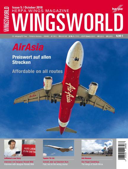 WingsWorld October 15, 2018 00:00