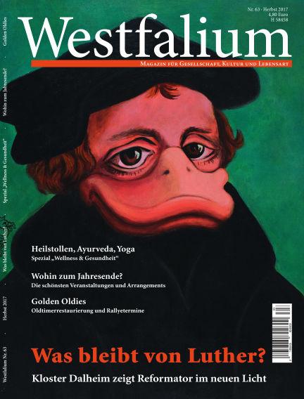 Westfalium September 01, 2017 00:00