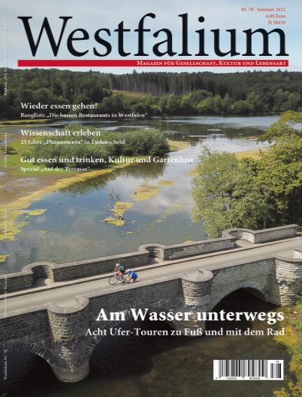 Westfalium June 01, 2021 00:00
