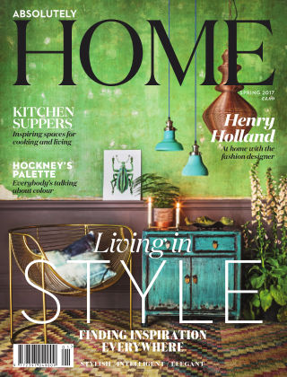 Absolutely Home SPRING 2017