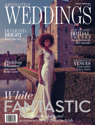 Absolutely Weddings AutumnWinter 2016