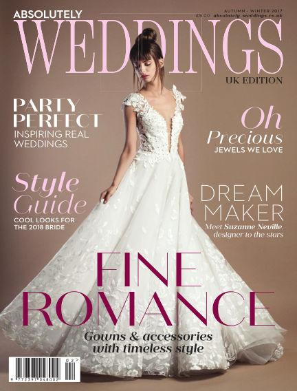 Absolutely Weddings November 28, 2017 00:00