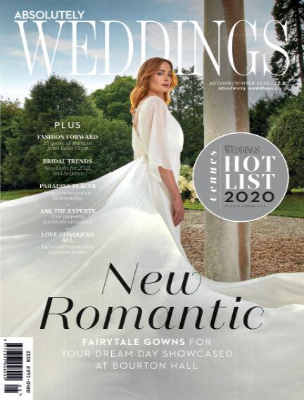Absolutely Weddings October 21, 2020 00:00