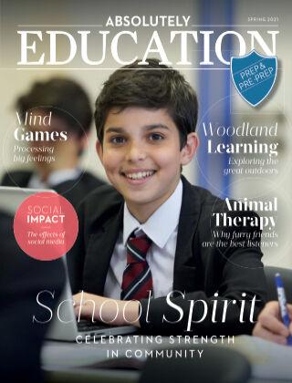 Absolutely Education Pre Prep Spring 2021
