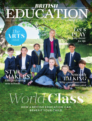 British Education Dubai Spring/Summer