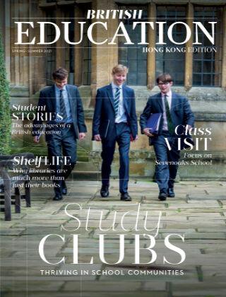 British Education 2021-03-17